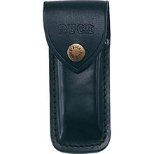 Buck Leather Sheath for Model 112 Ranger or 4-1/4 inch Closed Folders