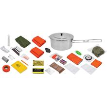Camillus Les Stroud Signature Survivorman Endure Personal Survival Kit, 25 Piece Kit