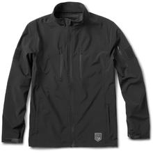 Cannae Pro Gear Shield Soft Shell Jacket, Black, Large