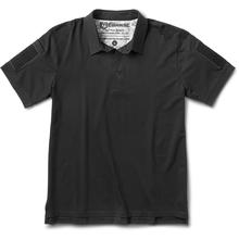 Cannae Pro Gear Professional Operator Cotton Polo, Short Sleeve, Black, 2XL