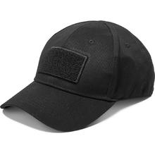 Cannae Pro Gear Patch Field Ball Cap, Black