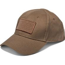 Cannae Pro Gear Patch Field Ball Cap, Coyote