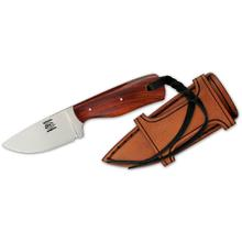Citadel KC4010 Trondheim Fixed 2-1/2 inch DNH7 Blade, Rosewood Handles