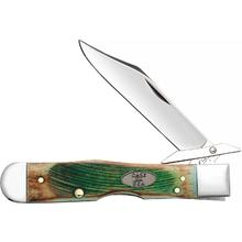 Case Sawcut Clover Bone Cheetah 4.375 inch Closed (6111 1/2L SS)
