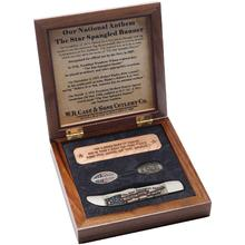Case Star Spangled Banner Commemorative Set (6265 SS)