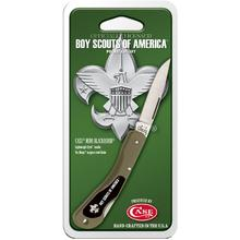 Case Boy Scouts of America Mini Blackhorn 3-1/8 inch Closed (LT1059L SS)