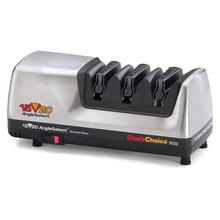 Chef's Choice AngleSelect Diamond Hone (Brushed Metal) Electric Knife Sharpener