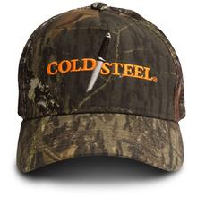 Cold Steel 94HCH Mossy Oak Camo Hat