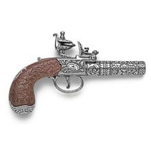 Spanish Made English 18th Century Replica Flintlock Pistol