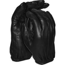 Worldwide Protective Products LE-UNL Unlined Law Enforcement Patrol Gloves, Small, Black