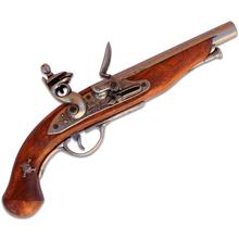 Denix Reproduction 18th Century French Flintlock Pirate Pistol