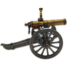 Denix Miniature 1861 American Civil War Gatling Gun