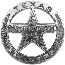 Denix Replica Texas Rangers Badge