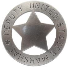 Denix Replica Deputy US Marshals Badge