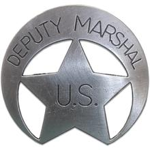 Denix Replica US Deputy Marshal Badge