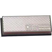 DMT W6FP 6 inch Diamond Whetstone, Fine with Plastic Box