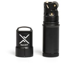 Exotac titanLIGHT Refillable Lighter, Waterproof, Black