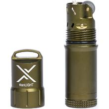Exotac titanLIGHT Refillable Lighter, Waterproof, OD Green