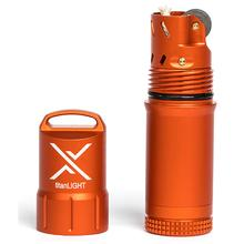 Exotac titanLIGHT Refillable Lighter, Waterproof, Orange