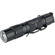 Factor Equipment FC002 Cossatot 1000 Rechargeable Tactical LED Flashlight, Black, 1000 Max Lumens