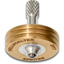 Brian Fellhoelter Custom Bronze Ring Top