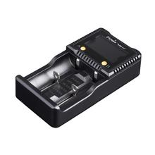 Fenix ARE-C1+ 18650 Smart Battery Charger, Two Slots