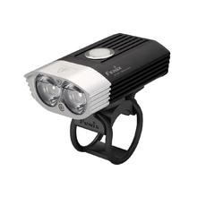 Fenix BT30R Rechargeable LED Bike Light, Gray/Black, 1800 Max Lumens