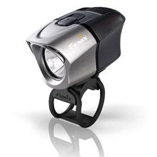 Fenix BTR20 Rechargeable LED Bike Light, Gray, 800 Max Lumens