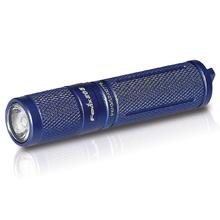 Fenix E05 Keychain LED Flashlight, Blue, 85 Max Lumens