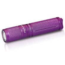 Fenix E05 Keychain LED Flashlight, Purple, 85 Max Lumens