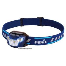 Fenix HL26R Rechargeable LED Headlamp, Black, 450 Max Lumens