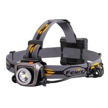 Fenix HP15UE LED Headlamp, Gray, 900 Max Lumens