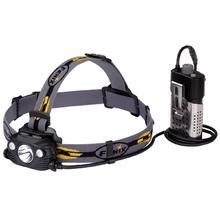 Fenix HP30R Rechargeable LED Headlamp, Black, 1750 Max Lumens