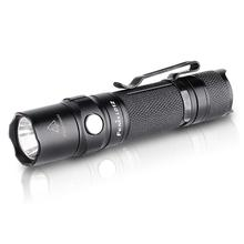 Fenix LD12 2017 Edition LED Flashlight, Black, 320 Max Lumens