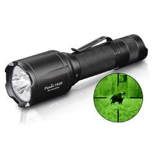Fenix TK25 IR Tactical LED Flashlight with Infrared Illuminator, Black, 1000 Max Lumens