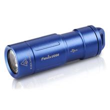 Fenix UC02 Rechargeable Keychain LED Flashlight, Blue, 130 Max Lumens
