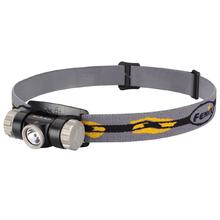 Fenix HL23 LED Headlamp, Gray Bezel, 150 Max Lumens
