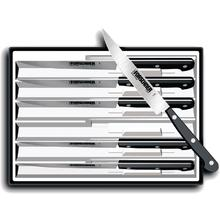 Victorinox Swiss Army Forschner 6-Piece 5 inch Steak Knife Set w/ POM Handles