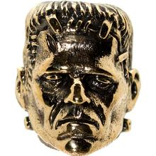GD Skulls USA Bronze M1 Monsters of the World Frankenstein Bead