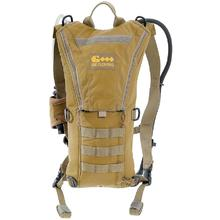 GEIGERRIG Tactical Rigger Hydration Pack, Coyote (G5RIGGERCY)