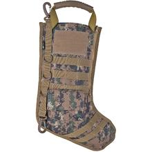 GenPro RuckUp MARPAT Tactical Christmas Stocking with MOLLE Attachment
