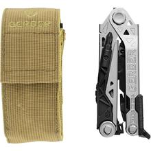 Gerber Center-Drive Multi-Tool, Tan MOLLE Compatible Sheath