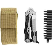 Gerber Center-Drive Multi-Tool with Bit Set, Tan MOLLE Compatible Sheath