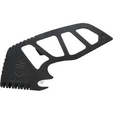 Gerber Fishing Series Gutsy Gut Scoop Scaler, Black