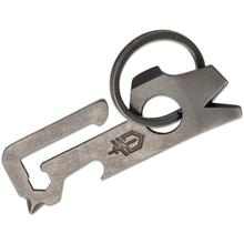 Gerber Mullet Keychain Multi-Tool - Stonewashed