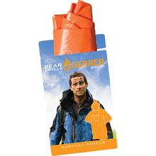 Gerber 31-001790 Bear Grylls Orange Survival Poncho, 40 inch x 21 inch Overall
