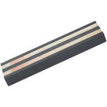 Hall Sharpening Stones 30327 Soft/Dunston Black Arkansas 6 inch Vulcan Stone in Wooden Box