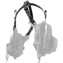 Hazard 4 Covert RG Basic Webbing Harness, Black