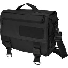 Hazard 4 Messenger of Doom (MOD) Tactical Messenger Bag, Black