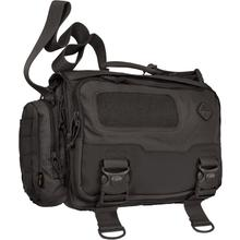 Hazard 4 Sherman Laptop Messenger Brief, Black